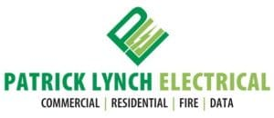 Patrick Lynch Electrical Galway Electrician Logo
