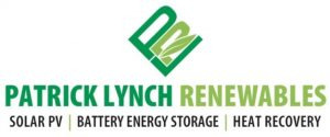 Patrick Lynch Renewables Galway Solar Installer Logo